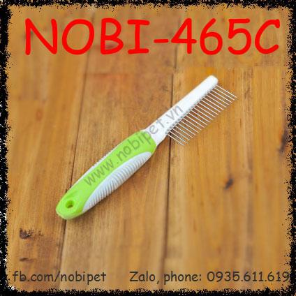 Lược Chải Maika Gỡ Rối Lông Cho Chó Mèo Nobi-465C