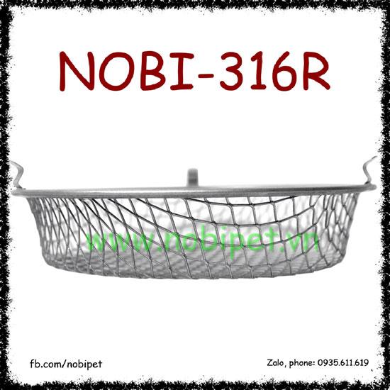 Lưới Bọc Chụp Đèn Chóng Phỏng 5.5 và 8.5 Inch Cho Bò Sát Nobi-316R