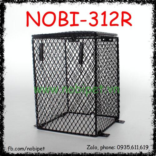 Lưới Che Bóng Đèn Nomo Chịu Nhiệt Chống Phỏng Cho Bò Sát Nobi-312R