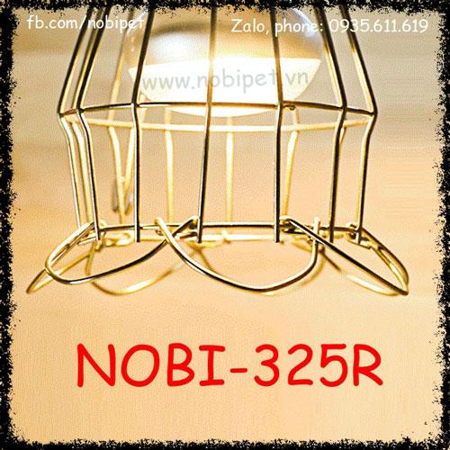 Lưới Che Bóng Sưởi Chịu Nhiệt Chóng Phỏng Cho Bò Sát Nobi-325R