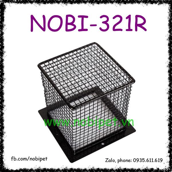 Lưới Che Bóng UVA UVB Vuông Chóng Bỏng Cho Bò Sát Nobi-321R