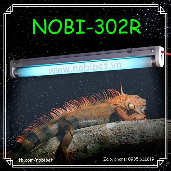 Máng Đèn Tuyp RS Bóng UVB Size 50cm Cho Bò Sát Nobi-302R