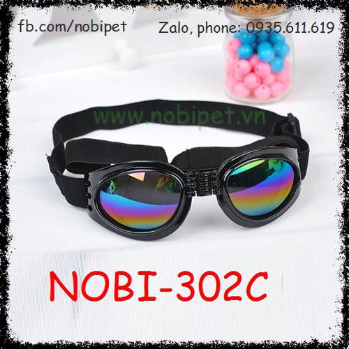 Mắt Kính Luis Cho Chó Đeo Mát Thời Trang Nobi-302C