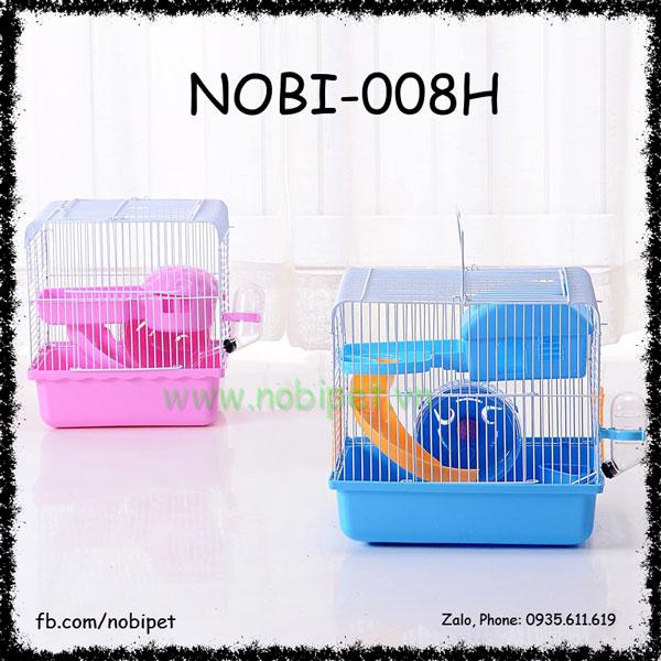 Chuồng Nuôi Xì Trum Trọn Bộ Phụ Kiện Cho Hamster Nobi-008H