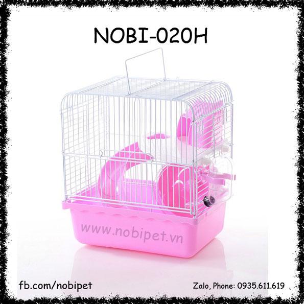 Lồng Nuôi Chuột Hamster Đẹp Cung Điện Nhỏ Nobi-020H