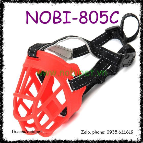 Rọ Mõm Cadic Cao Cấp Dụng Cụ Huấn Luyện Chó Nobi-805C