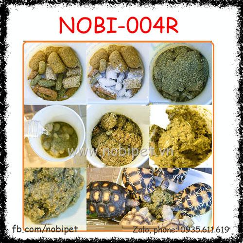 Mazuri Totoise Thức Ăn Khô Hạt Lớn Cho Rùa Cạn Nobi-004R
