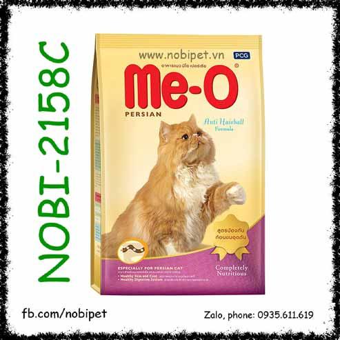Me-O Persian Anti Hairball 1.1kg Thức Ăn Hạt Chống Búi Lông Cho Mèo
