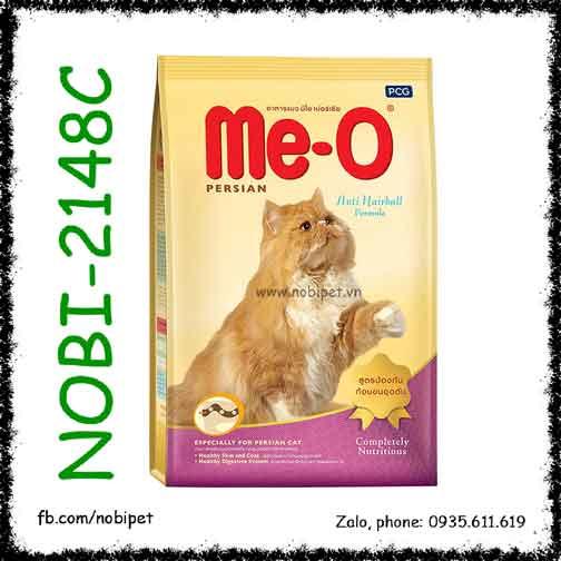 Me-O Persian Anti Hairball 400gr Thức Ăn Cho Mèo Chống Búi Lông