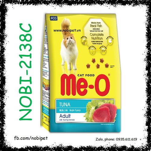 Me-O Tuna Adult 7kg Thức Ăn Hạt Cho Mèo Trên 12 Tháng Vị Cá Ngừ