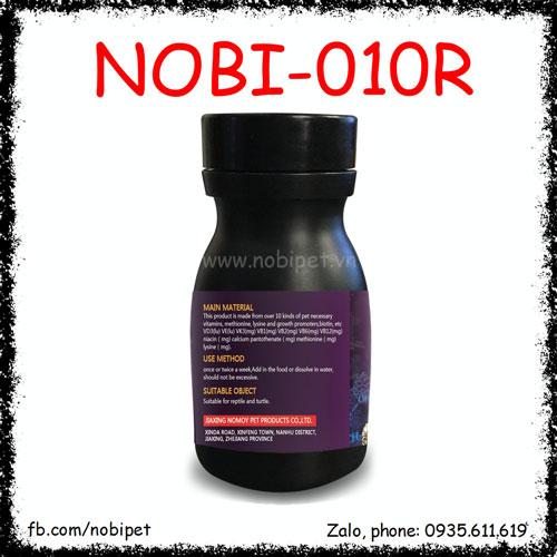 Multiplex Nomo Vitamin Tổng Hợp Cho Bò Sát Nobi-010R