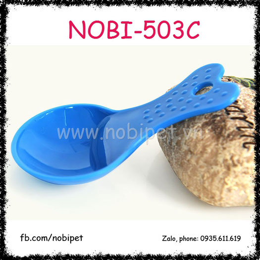 Muỗng Lấy Thức Ăn Fish Cho Chó Mèo Nobi-503C