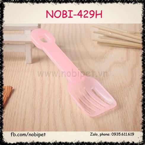 Muỗng Ray Và Lọc Cát Vệ Sinh Cho Chuột Hamster Nobi-429H