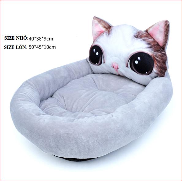 Nệm nằm Animal Sang Chanh Cho Chó Mèo NOBI-557C