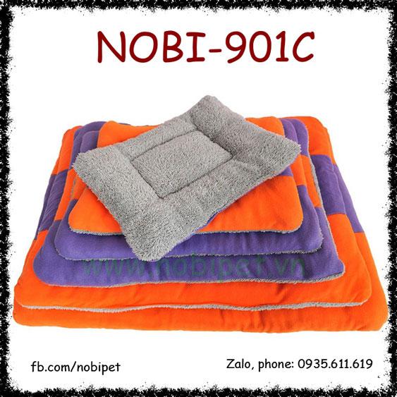 Nệm Ngủ Bed Giữa Ấm Cho Chó Mèo Nobi-901C