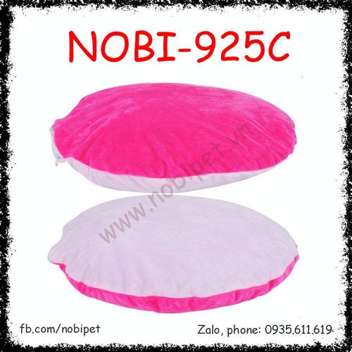 Nệm Ngủ Turtle Có Tựa Cho Chó Nằm Nobi-925C