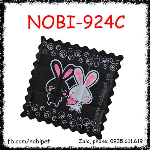 Nệm Nước Galaxy Cho Chó Mèo Nằm Mát Mùa Hè Nobi-924C