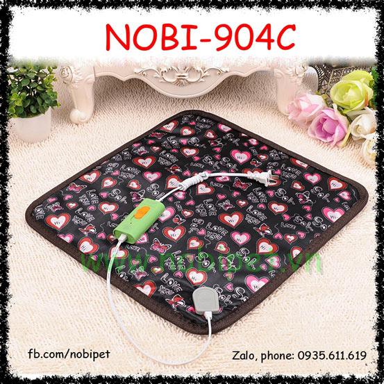 Nệm Sưởi Điện Autocare Giữ Ấm Cho Chó Mèo Nobi-904C