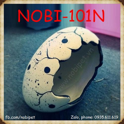 Nhà Ngủ Trứng Khủng Long Cho Nhím Kiểng Nobi-101N