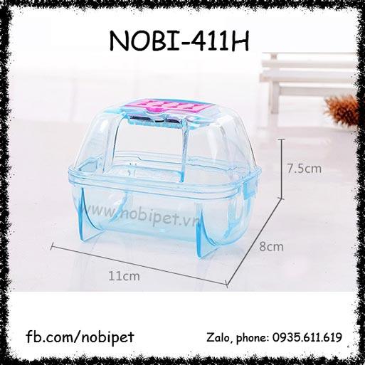Nhà Tắm Nhựa Shower Cho Chuột Hamster Nobi-411H