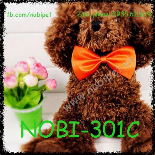 Nơ Đeo Cổ Tiny Dễ Thương Cho Chó Nobi-301C