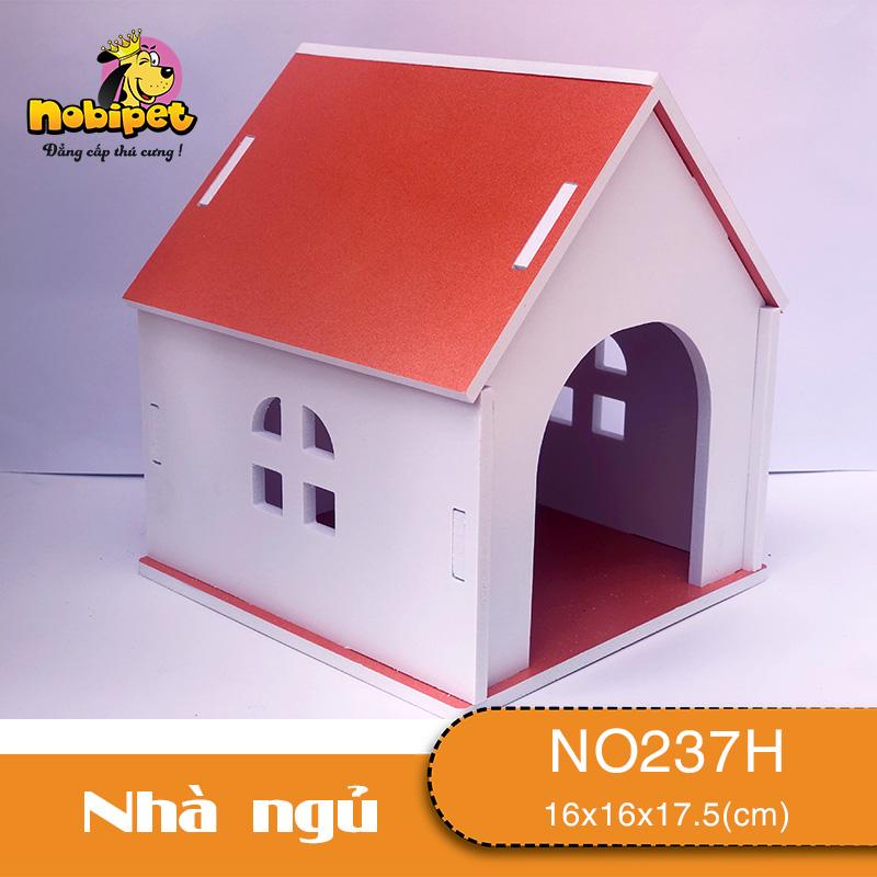 Nhà ngủ HappyHome - Nhà ngủ cho Nhím Kiểng NO237H