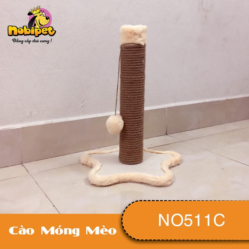 TRỤ CÀO MÓNG STAR CHO MÈO NO511C – Đồ Chơi Lắp Ráp Cho Mèo