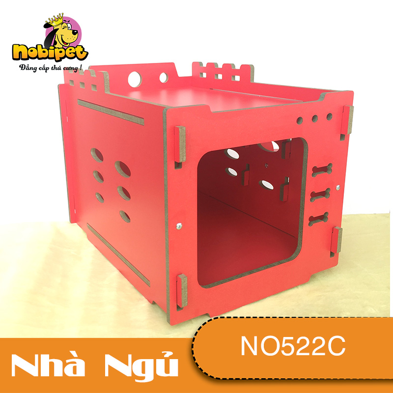 Nhà Mèo Tivi Mini Dành Cho Mèo Nhỏ NO522C