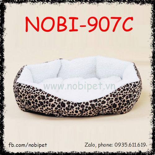 Ổ Nệm Napoleon Cho Chó Mèo Nằm Sang Trọng Nobi-907C