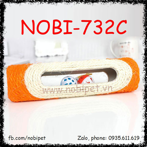 Ống Cào Móng Mèo Hello Đồ Chơi Thông Minh Nobi-732C