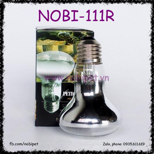 Petday Light Nomo Đèn Sưởi Ngày Tia UVA Cho Bò Sát Nobi-111R