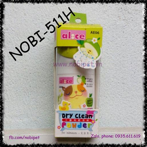 Phấn Tắm Jolly Cao Cấp Cho Chuột Hamster, Thỏ Nobi-511H