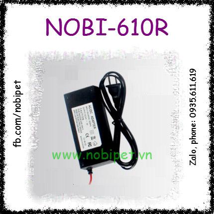 Phụ Kiện Adapter Chuyển Đổi Dòng Điện Cho Bơm Tăng Áp Nobi-610R