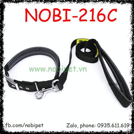 Police Dây Dắt Chó Nghiệp Vụ Đai Yếm Trọn Bộ Nobi-216C