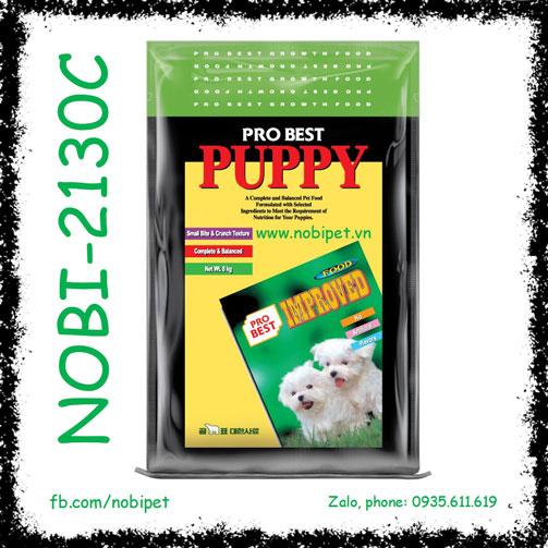 Probest Puppy 500gr Thức Ăn Hạt Nhỏ Cho Chó Con Nobi-2130C