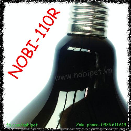 Reptile Night Lamp Bóng Đèn Sưởi Đêm Sương Mù Cho Bò Sát Nobi-110R