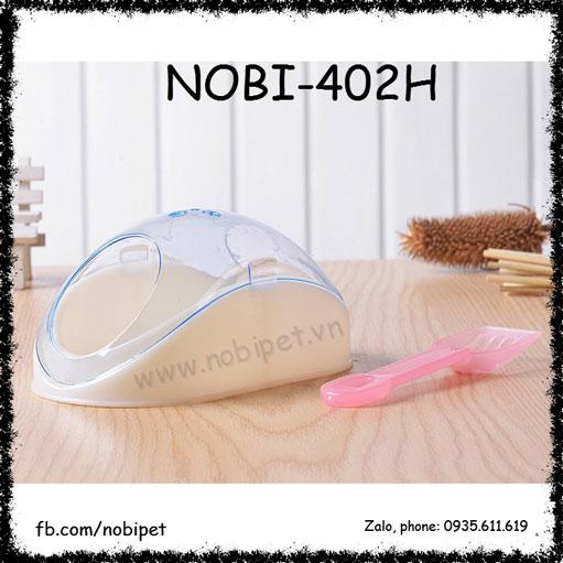 Rio - Nhà Tắm Lớn Cho Chuột Hamster Nobi-402H