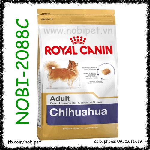 Royal Canin Chihuahua Adult 50gr Thức Ăn Cho Chó Trên 8 Tháng Tuổi