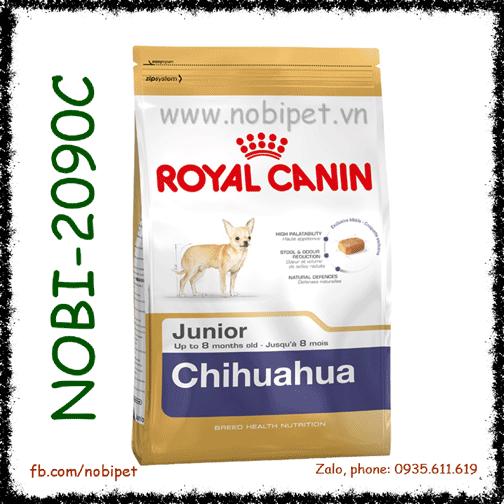 Royal Canin Chihuahua Junior 500gr Thức Ăn Cho Chó Trên 8 Tuần Tuổi