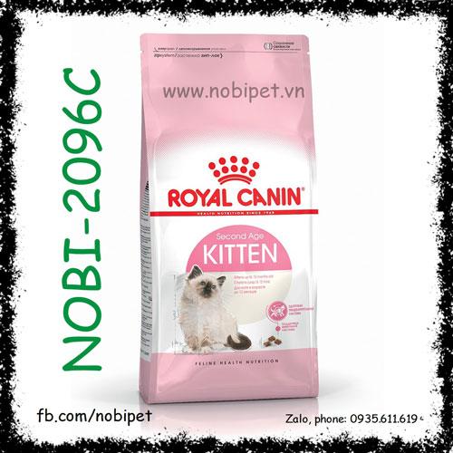 Royal Canin Fhn Kitten 36 400gr Thức Ăn Cho Mèo Con 4 - 12 Tháng