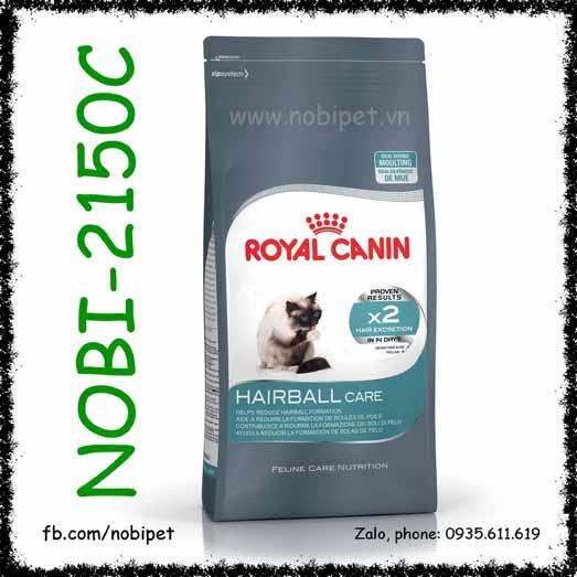 Royal Canin Hairball Care 2kg Thức Ăn Cho Mèo Hỗ Trợ Tiêu Búi Lông