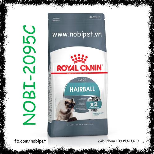 Royal Canin Hairball Care 400gr Thức Ăn Hỗ Trợ Tiêu Búi Lông Cho Mèo