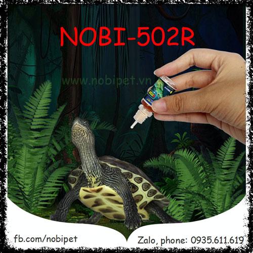 Shell Oil Dầu Hào Bôi Da Chống Nứt Nẻ Cho Bò Sát Nobi-502R