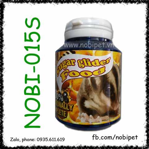 Sugar Slider Food  Thức Ăn Cho Sóc Bay Úc Và Sóc Cảnh Nobi-015S