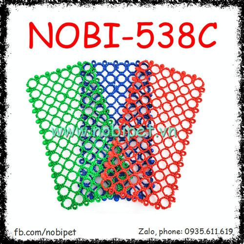 Tấm Lót Sàn Ô Tròn Vật Dụng Nuôi Chó Mèo Nobi-538C