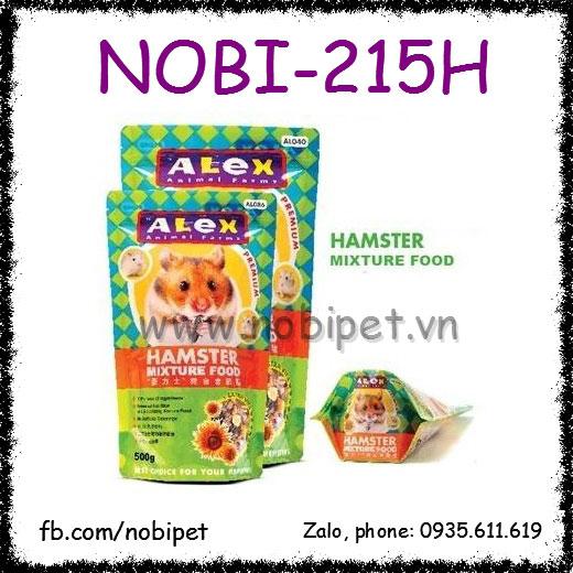 Thức Ăn Cao Cấp 1kg Nhiều Dinh Dưỡng Cho Chuột Hamster Nobi-215H