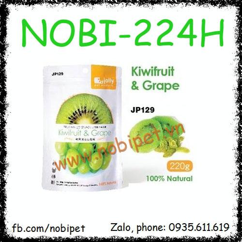 Thức ăn dặm Kiwi và Nho dành cho Hamster NOBI-224H
