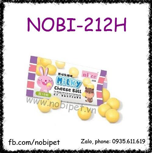 Thức Ăn Phomai Hạt Bi Bổ Dưỡng Cho Chuột Hamster Nobi-212H