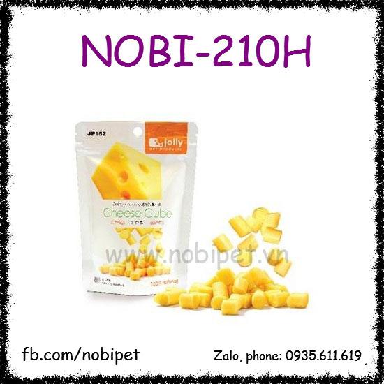 Thức Ăn Phomai Viên Huấn Luyện Chuột Hamster Nobi-210H