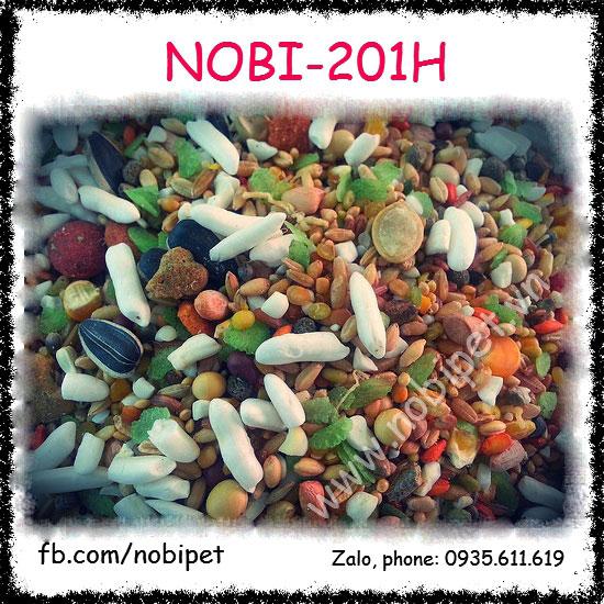 Thức Ăn Trộn Hạt Ngũ Cốc Cho Chuột Hamster Nobi-201H